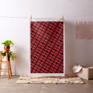 http://www.zazzle.com/modern_red_rose_with_black_flower_fabric-256084887526996986?rf=238418686999709759