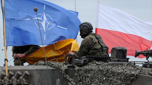 Polonia pide a OTAN desplegar tropas en frontera con Rusia
