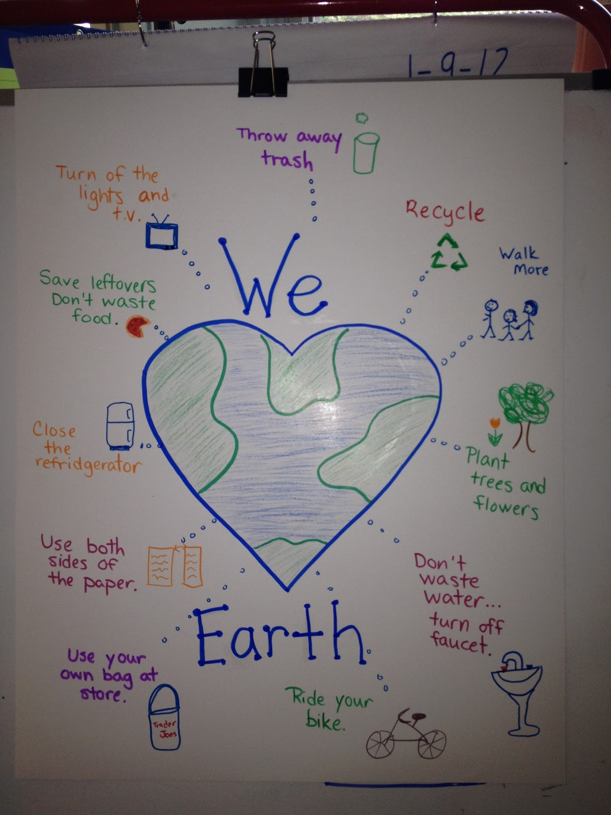 Mrs Goff S Pre K Tales Happy Earth Day