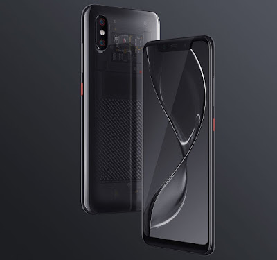 Xiaomi Mi 8 Explorer Edition with an in-display fingerprint sensor, 8GB RAM launched