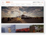 Showcase Palette - Portfolio WordPress Theme