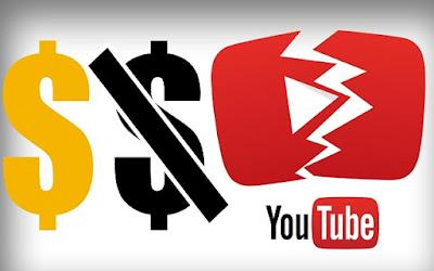 هل هي نهاية اليوتيوب ؟ ازالة الاعلانات و انسحاب اكثر من 250 شركة و خسارة بمليارات الدولارات
