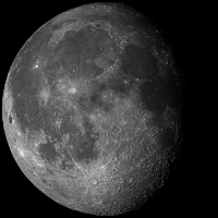 The Moon seen by Lunar Reconnaissance Orbiter