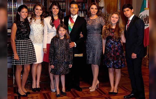 The Guardian exhibe lujos y desplantes de las hijas de Enrique y Angélica