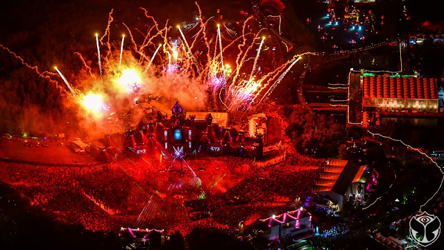 Tomorrowland Schedule show time and live sets