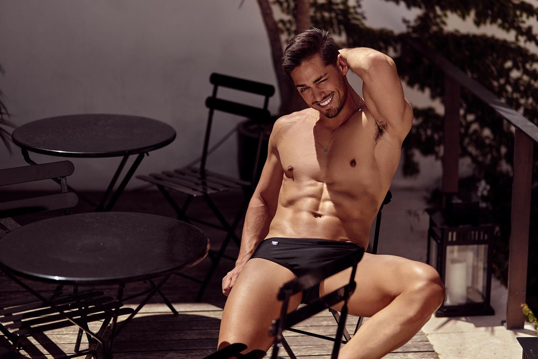 Fabio Costa Is The New Campaign Star of Exodia Beachwear #1