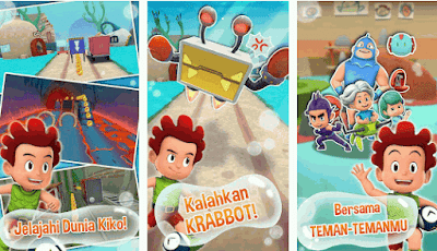 Kiko Run Mod Apk 1.0.4 For Android Unlimited Money & Coins