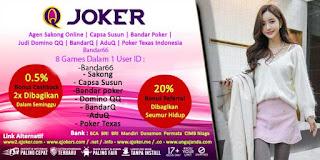 Keuntungan Bermain Judi Bandar66 Online QJoker - www.Sakong2018.com