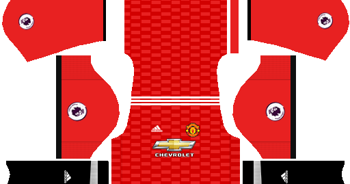 Manchester United All Kit Leaked 2017/18 DLS/FTS