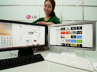 LG Chromebase, PC All In One Pertama Bertenaga OS Chrome