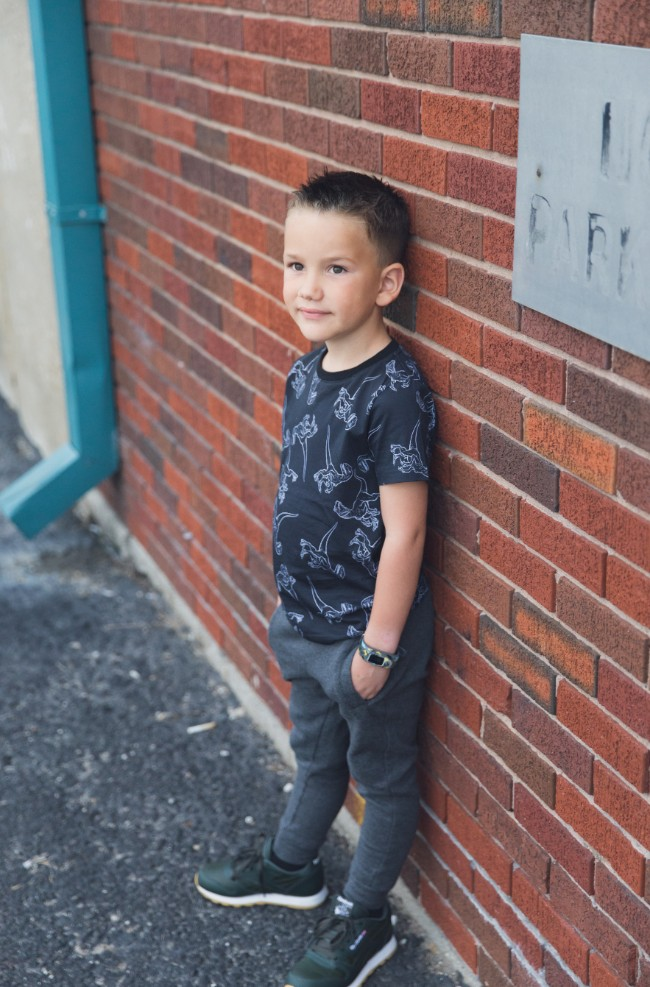 Boys Photo Outfits Ideas - Knox Nickels