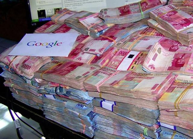 Cara Mendapatkan Uang dari Google, US$ 100 Pertama Buat Kamu
