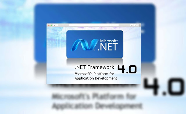 Microsoft .NET Framework Version 4.0 Untuk Windows
