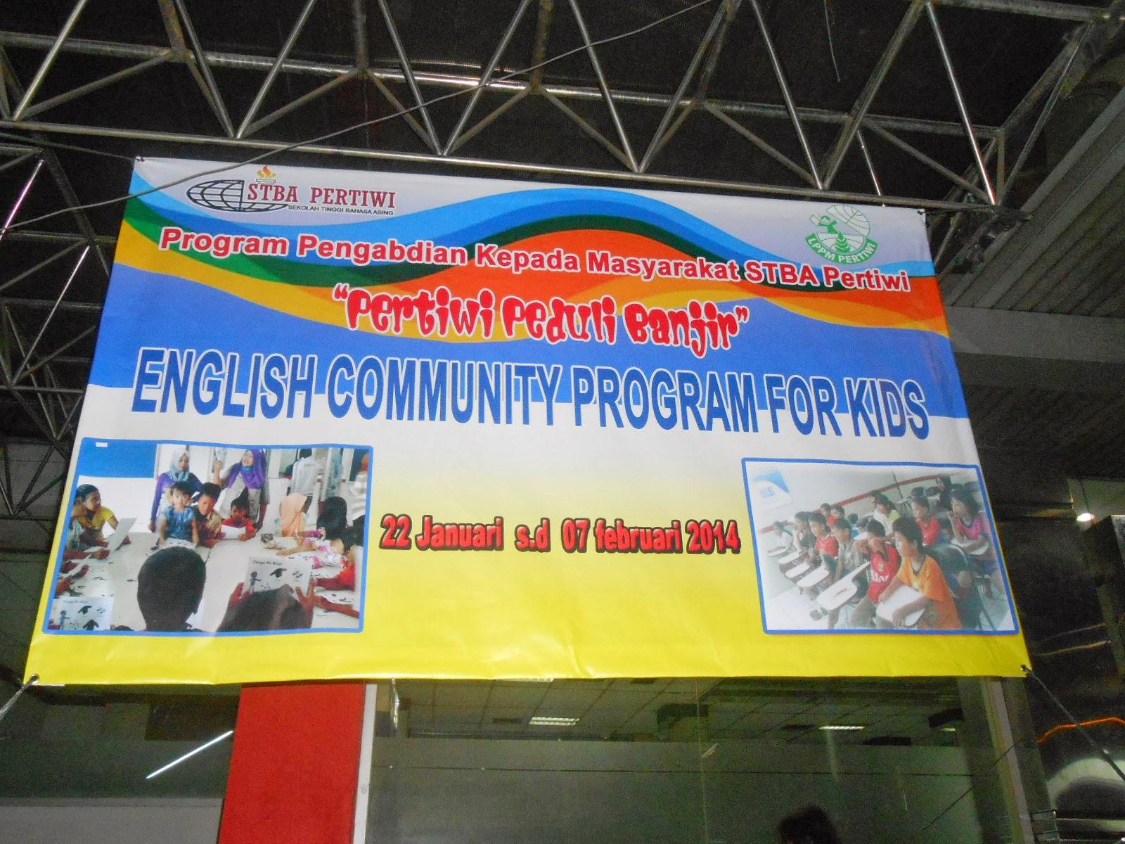 English Community Program