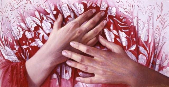 Современные художники Испании. Soledad Fernandez 16+ 8