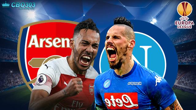 Prediksi Tepat Liga Eropa Arsenal vs Napoli (12 April 2019)