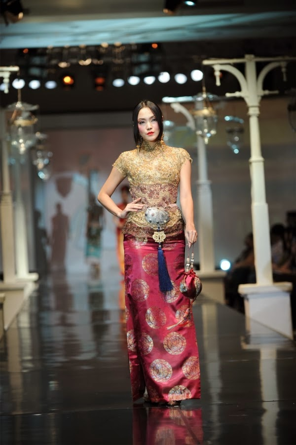 Model Kebaya Dress Terbaru 2014 Balsem T