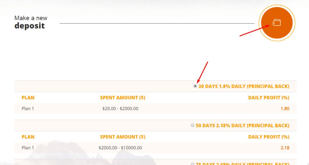 Регистрация в Crypto-FX 3