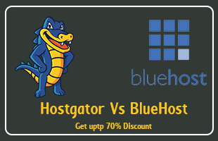 Hostgator vs bluehost Comparison 2019