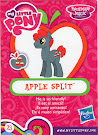 My Little Pony Apple Split Blind Bag Cards