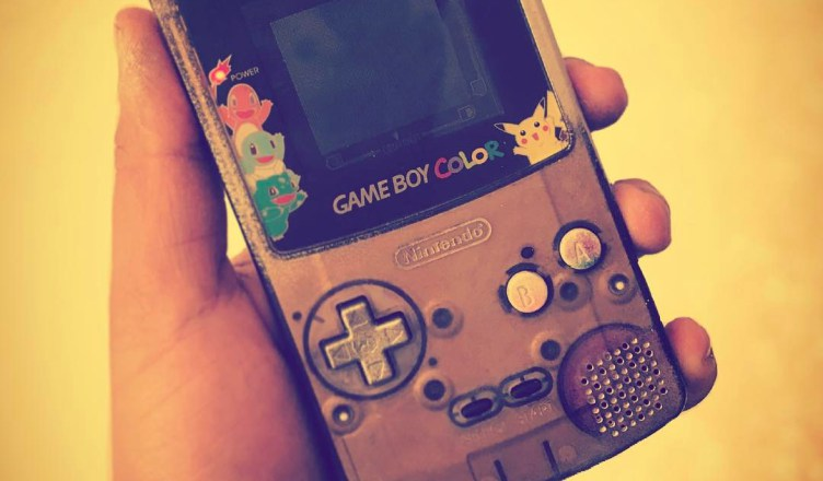 The Nintendo Game Boy Could Take Selfies facts