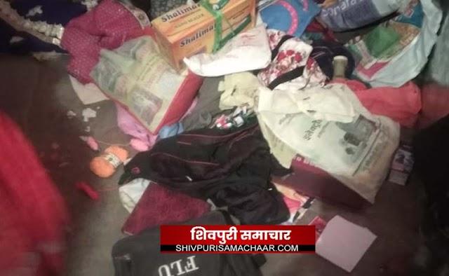 बैराड़ में चोरों की धमाकेदार एंट्री, एक रात में 6 घरों के तोड़े ताले | Bairad, Pohri News