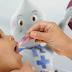 Vacinação contra pólio e sarampo supera as metas no município