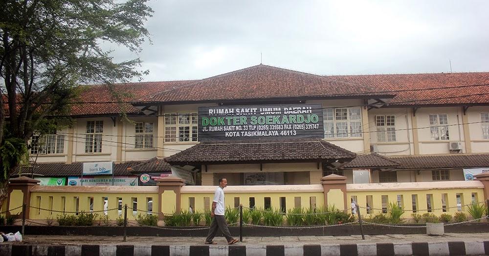 Alamat Rumah Sakit di Kota Tasikmalaya