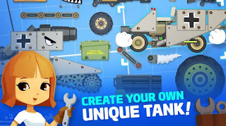 Super Tank Rumble Mod Apk v1.9.4 Full version Games