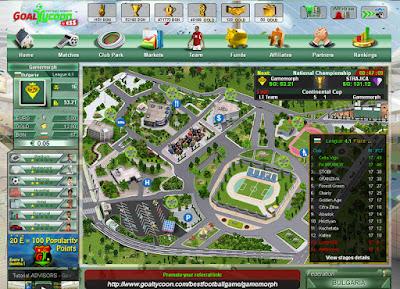 Goal Tycoon Game Screenshots 2014