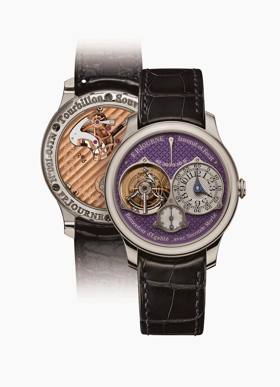 83c47ff5aeb Estação Cronográfica  Relógios F.P. Journe rendem 755 mil francos em ...