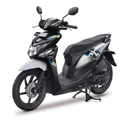 All New Honda BeAT POP eSP CW