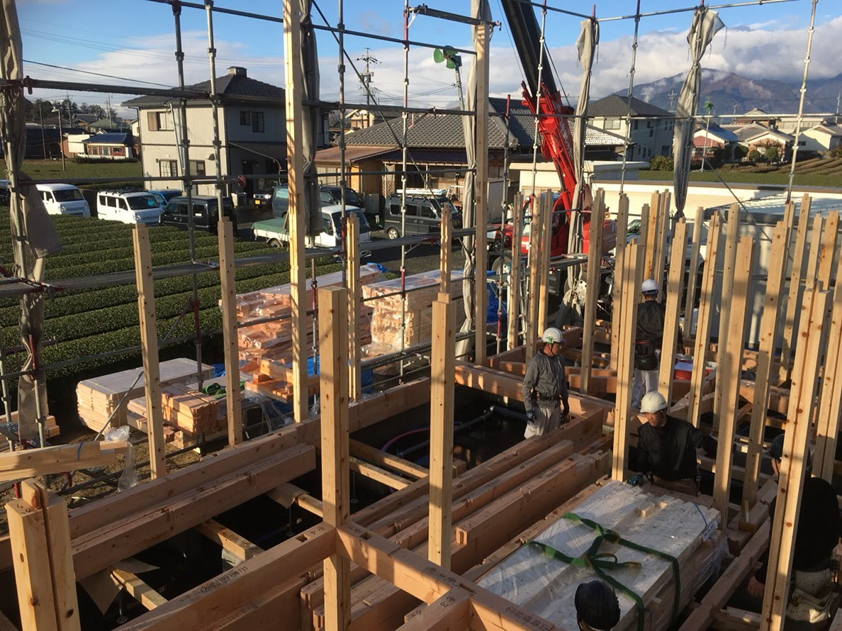 自然派住宅 家庭用エアコン1台で快適に暮らせる家 三重県鈴鹿市 みのや