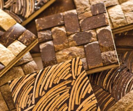 EcoNotascom Cascara de Coco Material Sostenible y Natural