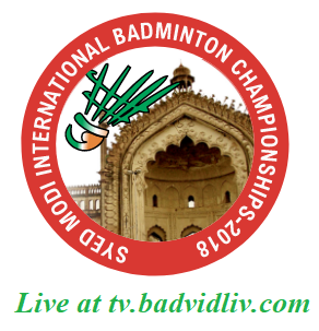 Syed Modi International Badminton Championships 2018 live streaming