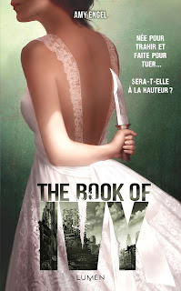Couverture - The book of Ivy - Amy Engel