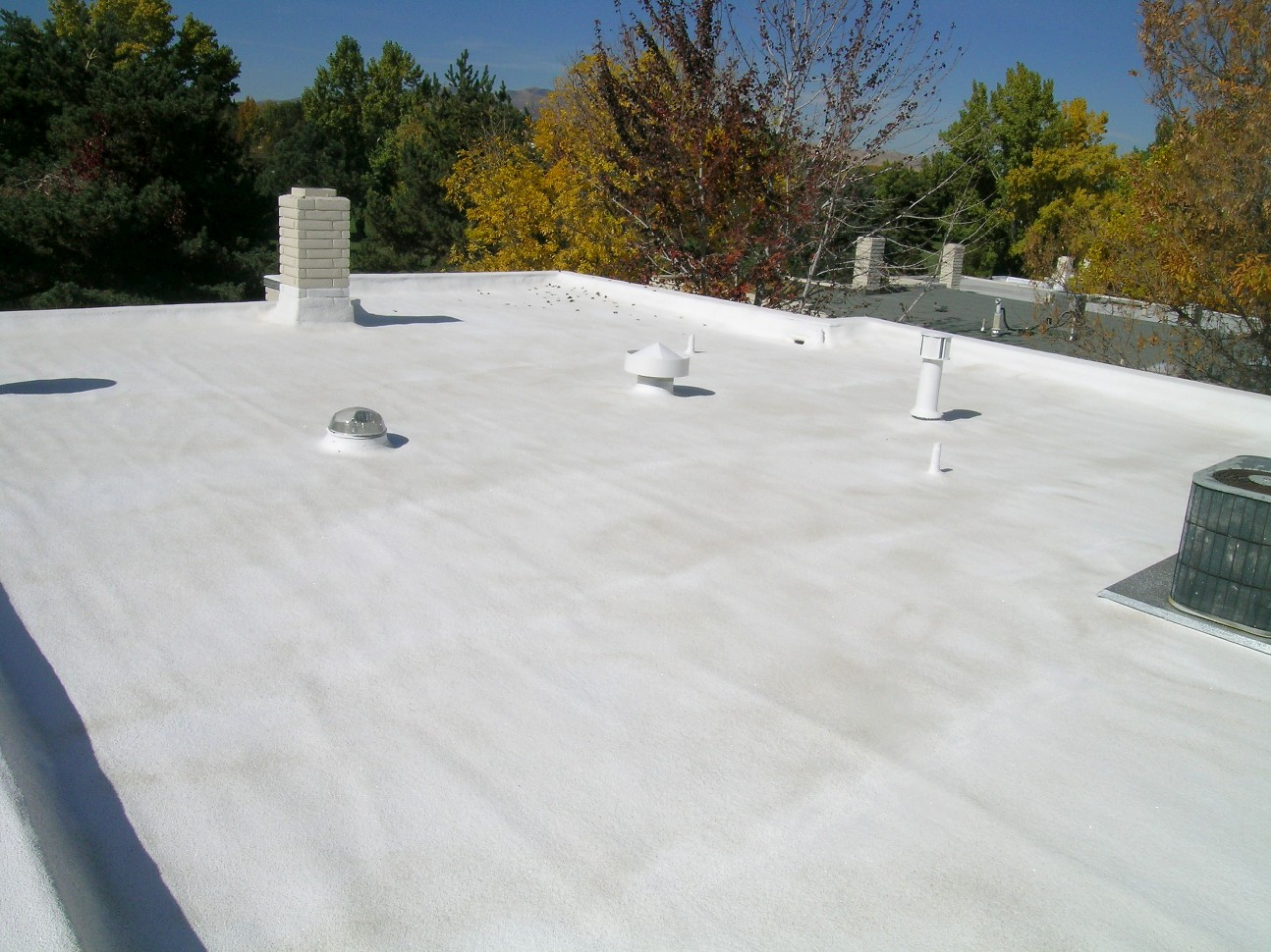 All Roofing Hyperglass Cool Roof Coating