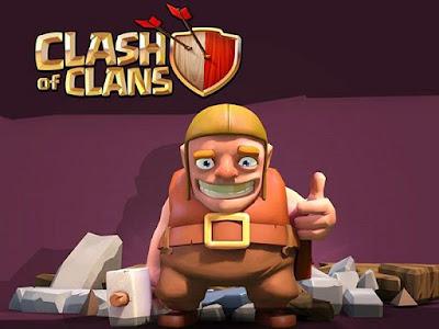 Trik Cepat Mendapatkan 5 Builder Hut Clash of Clans (COC)