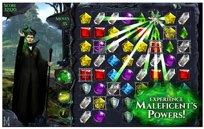 Maleficent Free Fall V 3.4.0 Apk ( Mod Magic/Unlocked/Lives )