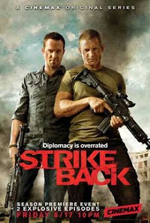《絕地反擊》(Strike Back)Season 3