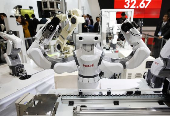 A robotic future that no one can imagine