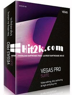 MAGIX Vegas Pro 15 Build 387 Crack Full Version