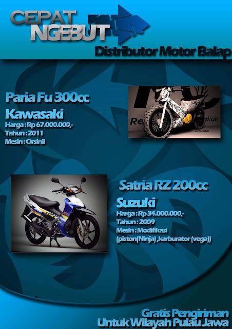 20+ Trend Terbaru Contoh Pamflet Iklan Motor Dari Deler ...
