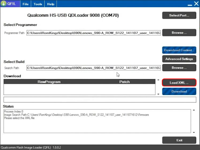 How To Flash Firmware Using QPST Flash Tool (Qualcomm Product Support Tools)