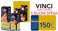 Logo Con Negroni e Fini vinci 160 Buoni spesa da 150€! ottimizza i tuoi scontrini
