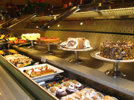 Woodbine Casino Buffet