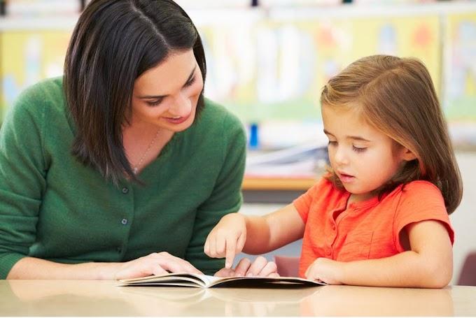 Belajar Membaca Anak Dengan Kelembutan