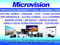 Lowongan Kerja Marketing Executive/Sales di PT. Microvision Indonesia - Semarang
