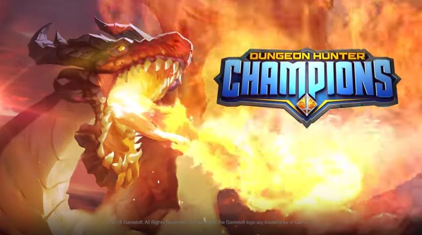 Siap-siap Game Dungeon Hunter Champions Akan Segera Diluncurkan Di Android