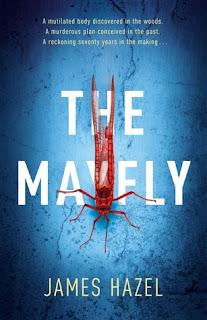 http://bookishoutsider.blogspot.com/2017/06/the-mayfly-james-hazel.html